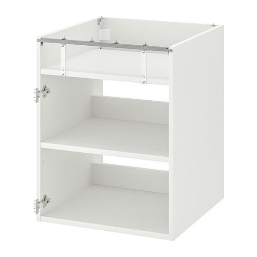 ENHET - 爐用地櫃, 白色 | IKEA 香港及澳門 - PE809563_S4