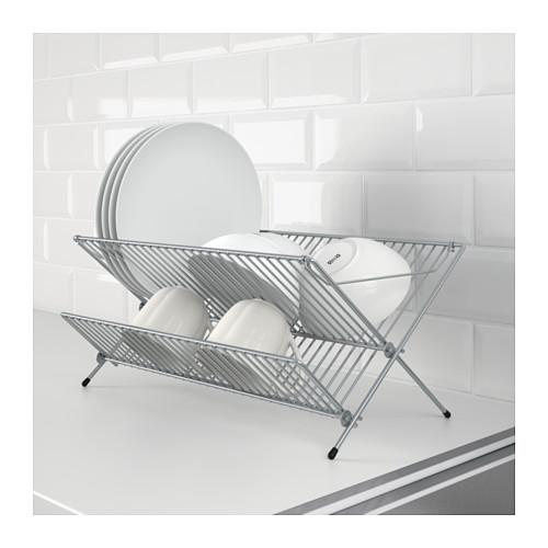 KVOT - dish drainer, galvanised | IKEA Hong Kong and Macau - PE610267_S4