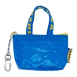 KNÖLIG - bag, small blue | IKEA Hong Kong and Macau - PE713157_S3