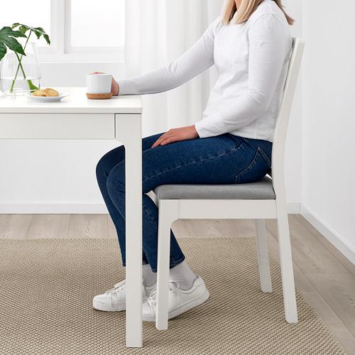 EKEDALEN - 椅子, 白色/Orrsta 淺灰色 | IKEA 香港及澳門 - PE753701_S4