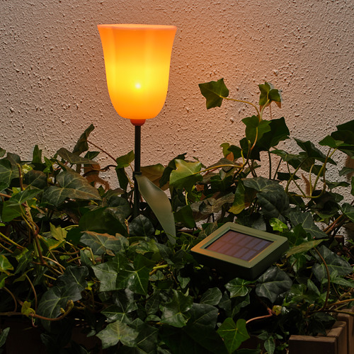 SOLVINDEN 插地式太陽能LED裝飾燈