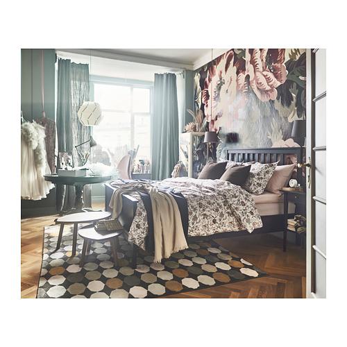 HEMNES - bed frame, black-brown | IKEA Hong Kong and Macau - PH150988_S4