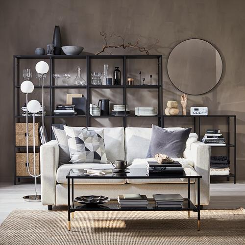 VIMLE - 2-seat sofa-bed, Gunnared beige | IKEA Hong Kong and Macau - PH170748_S4