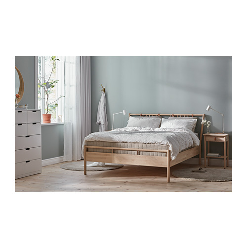BJÖRKSNÄS - bed frame, birch | IKEA Hong Kong and Macau - PH154250_S4