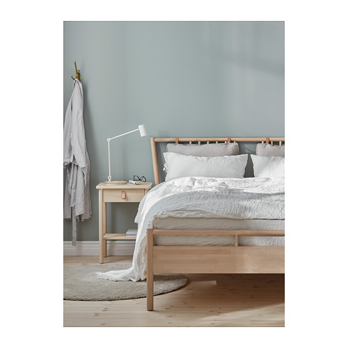 BJÖRKSNÄS - bed frame, birch | IKEA Hong Kong and Macau - PH154248_S4