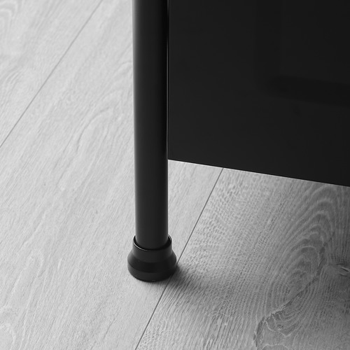 KORNSJÖ - storage bench, black   IKEA Hong Kong and Macau - PE781381_S4