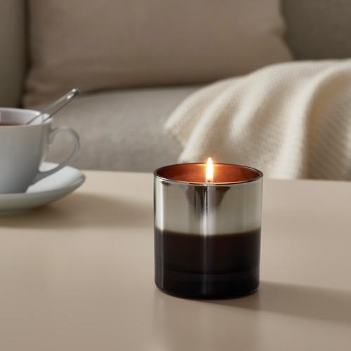 HOPFOGA scented candle in glass