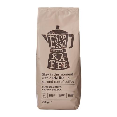 PÅTÅR - espresso coffee, organic/UTZ certified/100 % Arabica beans | IKEA Hong Kong and Macau - PE610543_S4