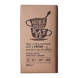 PÅTÅR - filter coffee, dark roast, organic/UTZ certified/100 % Arabica beans | IKEA Hong Kong and Macau - PE610547_S3