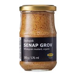 SENAP GROV - 芥末籽醬, 有機 | IKEA 香港及澳門 - PE610559_S3