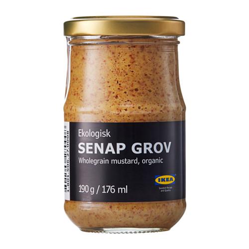 SENAP GROV 芥末籽醬