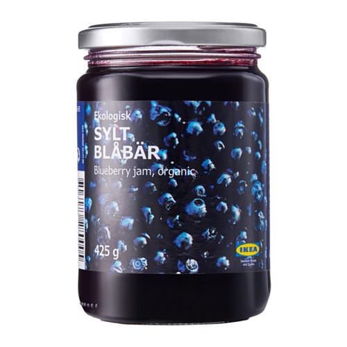 SYLT BLÅBÄR 藍莓果醬