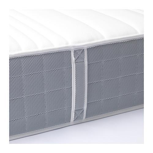 FLEINVÄR pocket sprung mattress, extra firm/double