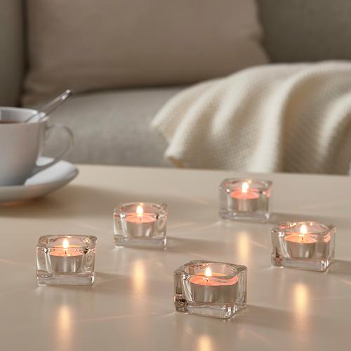 SINNLIG - 香味小蠟燭, 車厘子/鮮粉紅色   IKEA 香港及澳門 - PE809965_S4
