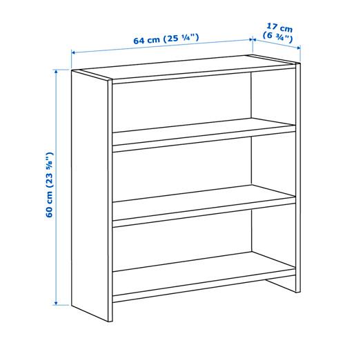 PÅHL - desk top shelf, white/green   IKEA Hong Kong and Macau - PE610748_S4