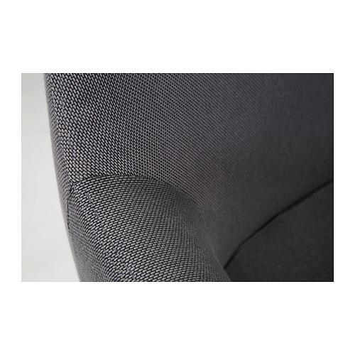 TOSSBERG - chair, metal black/grey   IKEA Hong Kong and Macau - PE664963_S4