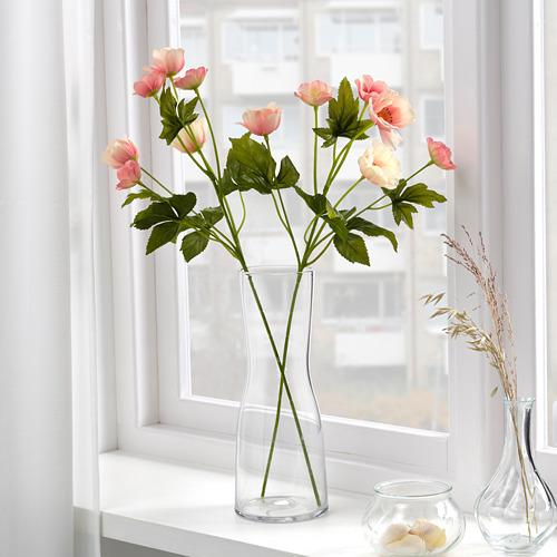 SMYCKA - artificial flower, in/outdoor/Anemone light pink | IKEA Hong Kong and Macau - PE810055_S4