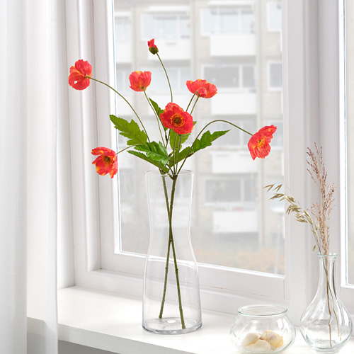 SMYCKA artificial flower