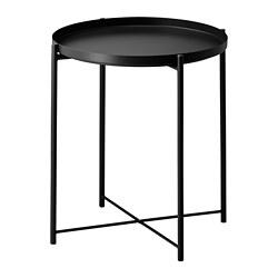 GLADOM - 托盤几, 黑色 | IKEA 香港及澳門 - PE664991_S3