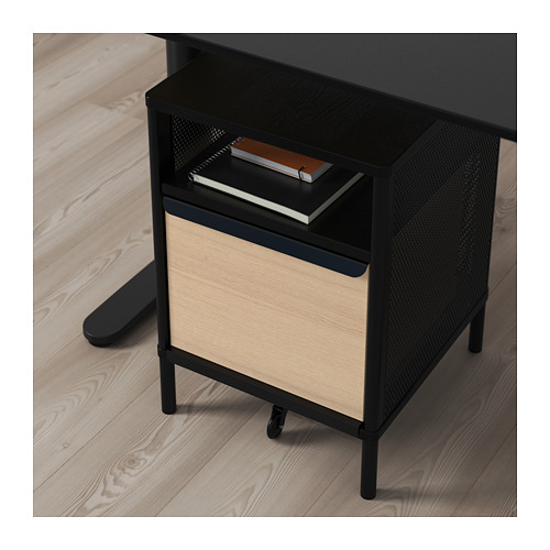 BEKANT - 貯物架, 網狀 黑色 | IKEA 香港及澳門 - PE713839_S4