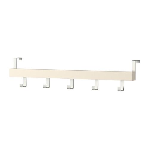 TJUSIG - 掛門/上牆用掛鈎, 白色 | IKEA 香港及澳門 - PE323747_S4
