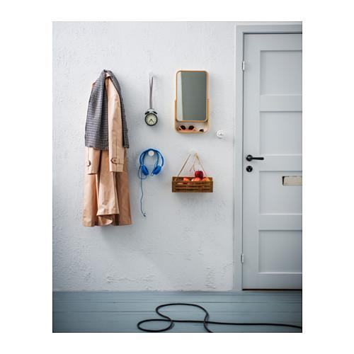 IKORNNES - 座檯鏡, 梣木 | IKEA 香港及澳門 - PH132502_S4
