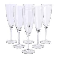 SVALKA - champagne glass, clear glass | IKEA Hong Kong and Macau - PE099363_S3