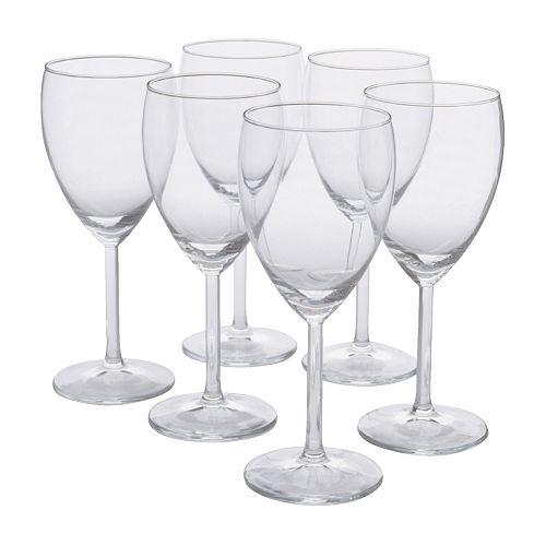 SVALKA white wine glass