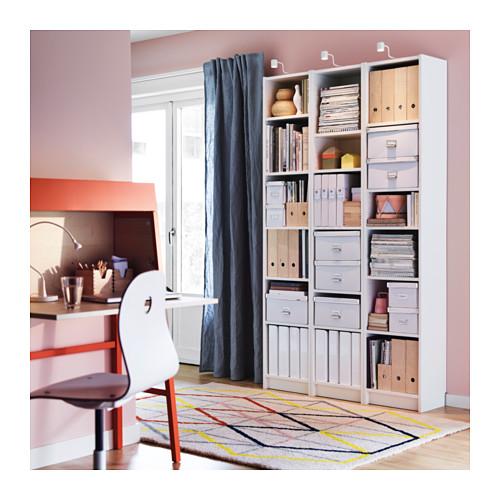 BILLY - 書架, 白色 | IKEA 香港及澳門 - PH121198_S4