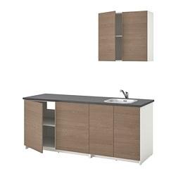 KNOXHULT - 廚房, 木紋 灰色 | IKEA 香港及澳門 - PE754202_S3