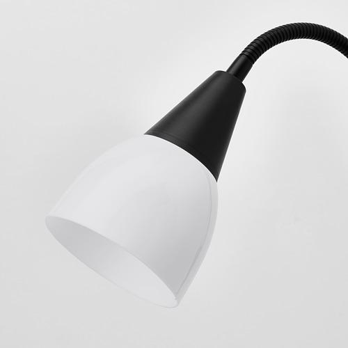 TÅGARP - floor uplighter/reading lamp, black/white | IKEA Hong Kong and Macau - PE810275_S4