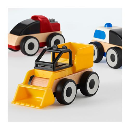 LILLABO - 玩具車, 多種顏色 | IKEA 香港及澳門 - PE611027_S4