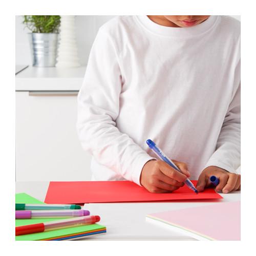 MÅLA - 色紙, 多種顏色/多種尺寸 | IKEA 香港及澳門 - PE611074_S4