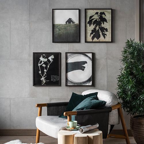 HOVSTA - frame, dark brown | IKEA Hong Kong and Macau - PE754350_S4