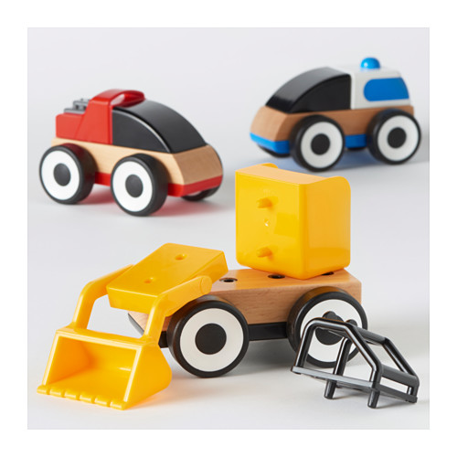 LILLABO - 玩具車, 多種顏色 | IKEA 香港及澳門 - PE611086_S4