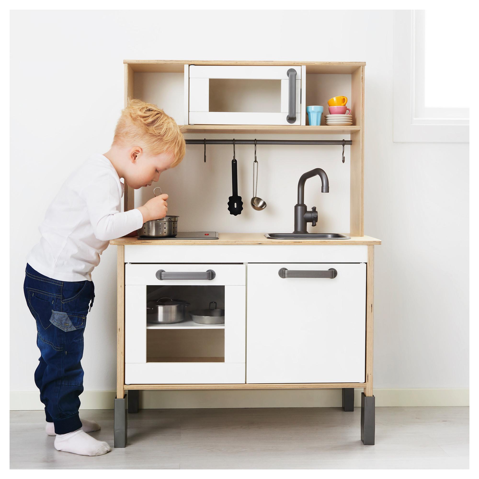 DUKTIG - play kitchen, birch | IKEA Hong Kong
