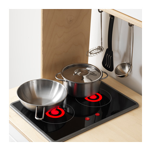 DUKTIG - 玩具廚房, 樺木 | IKEA 香港及澳門 - PE611110_S4