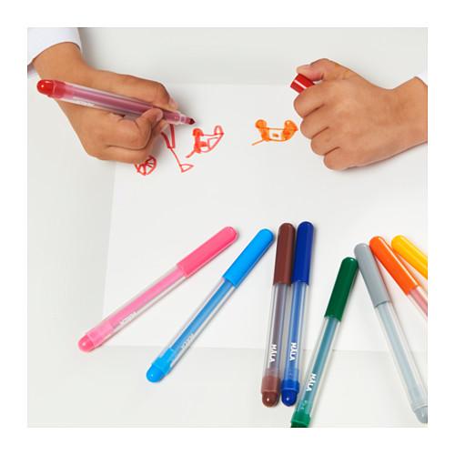 MÅLA 顏色水筆
