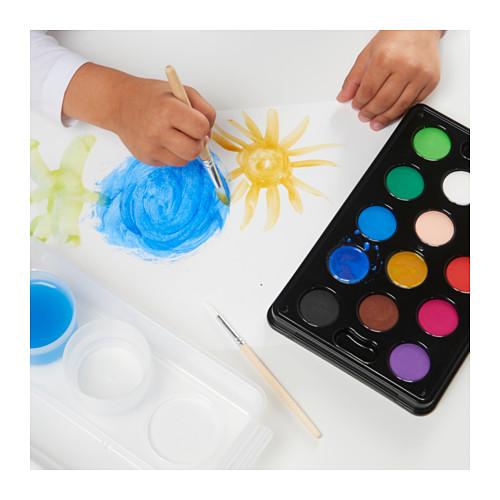 MÅLA - 水彩盒, 多種顏色 | IKEA 香港及澳門 - PE611172_S4