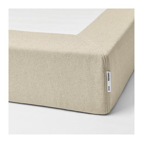 ESPEVÄR slatted mattress base