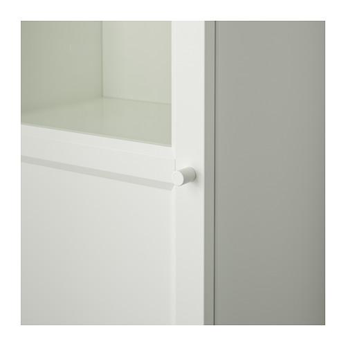 BILLY/OXBERG - 玻璃門書櫃組合, 白色/玻璃   IKEA 香港及澳門 - PE714278_S4