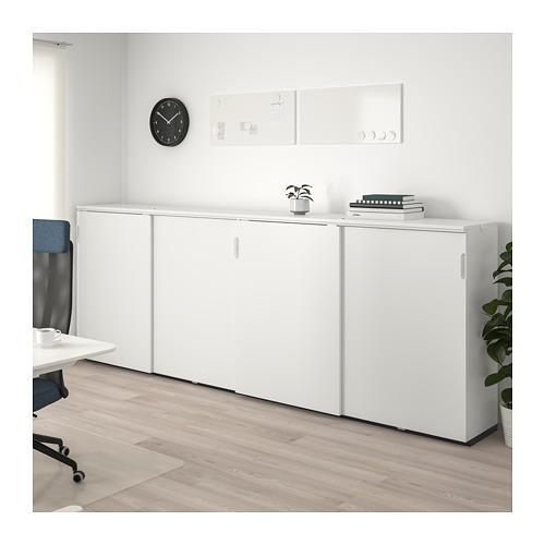 GALANT - storage combination w sliding doors, white | IKEA Hong Kong and Macau - PE714421_S4