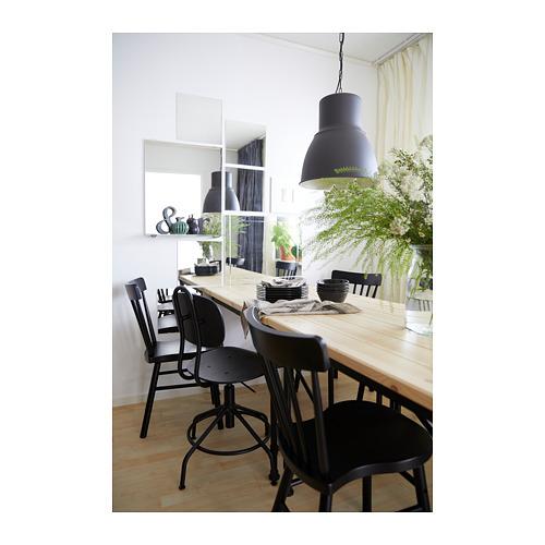 KULLABERG - 旋轉椅, 黑色 | IKEA 香港及澳門 - PH145402_S4