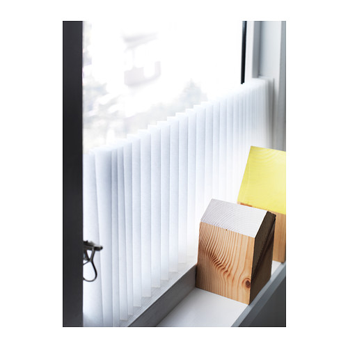 SCHOTTIS - 褶簾, 90x190cm, 白色 | IKEA 香港及澳門 - PE388571_S4