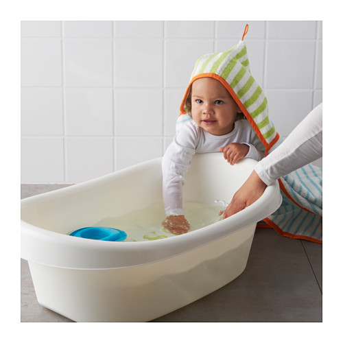 LÄTTSAM 嬰兒浴盆