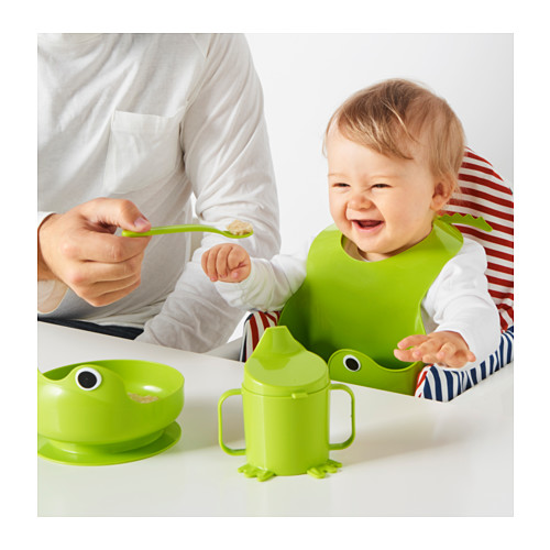 MATA 4-piece eating set