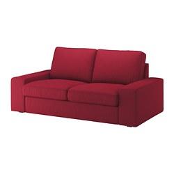 KIVIK - two-seat sofa, Orrsta red | IKEA Hong Kong and Macau - PE667144_S3