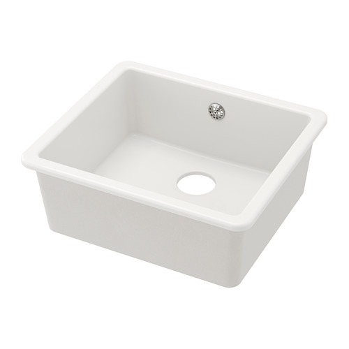HAVSEN inset sink, 1 bowl