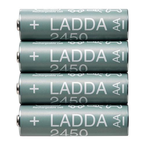 LADDA - 充電池 | IKEA 香港及澳門 - PE810493_S4