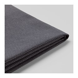 KLIPPAN - 兩座位梳化布套, Kabusa 深灰色   IKEA 香港及澳門 - PE665532_S3